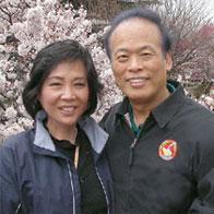 Dr. Oi-Lin és Tei Fu Chen a Sunrider alapítói