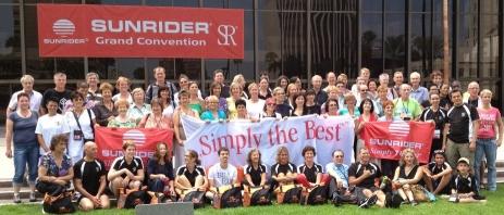 30 éves Sunrider konferencia