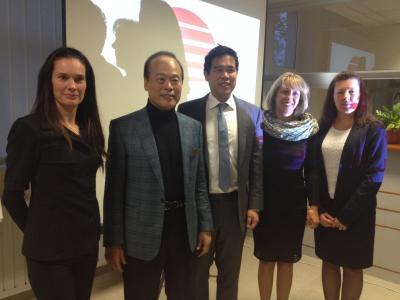 Dr Chen találkozó