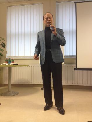 Chen találkozó 2016