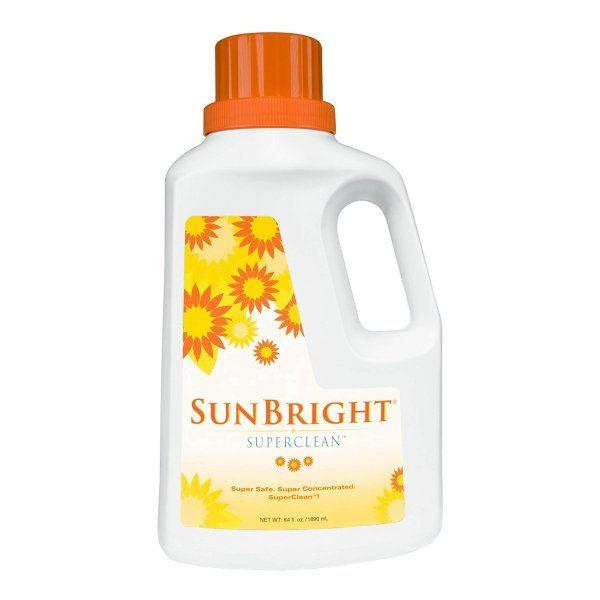 SunBright Superclean mosószer nagy kiszerelés